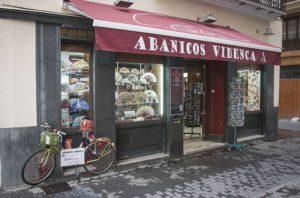 tienda abanicos valencia