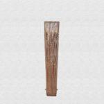Abanico madera danta pulida Vibenca